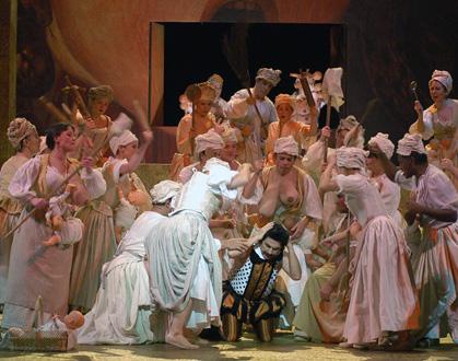 l'Opéra national du Rhin présente Benvenuto Cellini de Berlioz