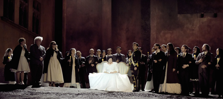 une nouvelle production de La Cenerentola de Rossini à l'Opéra national de Paris
