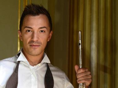 le flûtiste Matteo Cesari  joue Salvatore Sciarrino au festival ManiFeste 2016
