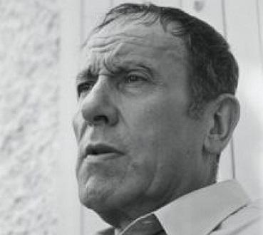 le poète René Char, dont Le marteau sans maître inspira Pierre Boulez