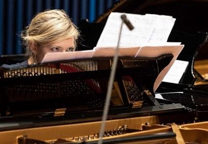 Ingfrid Breie Nyhus joue à Donaueschingen le Kammerkonzert d'Agata Zubel