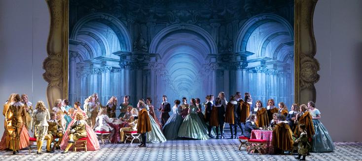 Anthony Pilavachi met en scène Cinq-Mars de Gounod à l'Opéra de Leipzig