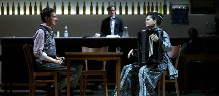La ciudad de las mentiras, opéra d'Elena Mendoza en création à Madrid