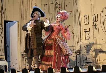 découverte de Colombe de Jean-Michel Damase par l'Opéra de Marseille