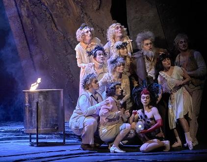"""Coronis"", zarzuela de Sebastián Durón à l'Opéra de Rouen Normandie"