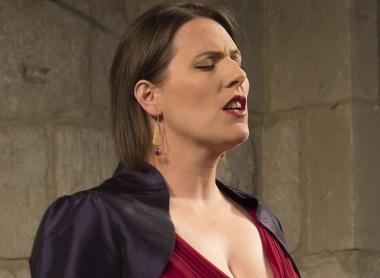 au Festival de Saintes, Lucile Richardot chante les Anglais du XVIIe siècle