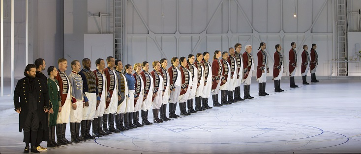 au Palais Garnier, reprise réussie du Così d'Anna Teresa De Keersmaeker