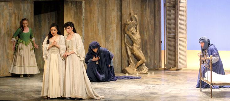 à Marseille, reprise réussie du Così fan tutte (Mozart) de Pierre Constant