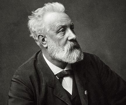 l'écrivain Jules Verne, inspirateur posthume du novuel opéra de Jean-Marie Curti