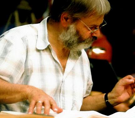 le compositeur Jean-Mariz Curti s'entretient avec Laurent Bergnach