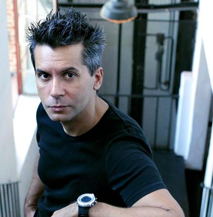 L'écrivain Marcelo Figueras, librettiste de l'opéra de Daniel D'Adamo (2016)