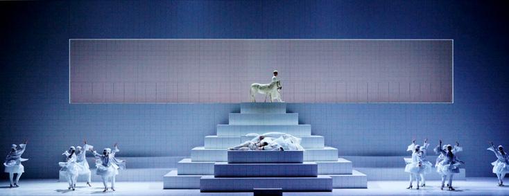 Alvis Hermanis met en scène Die Liebe der Danae de Strauss à Salzbourg