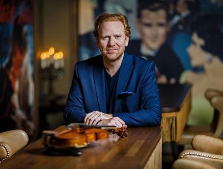 Le Verbier Festival and Academy réunit le violoniste Daniel Hope et ses amis