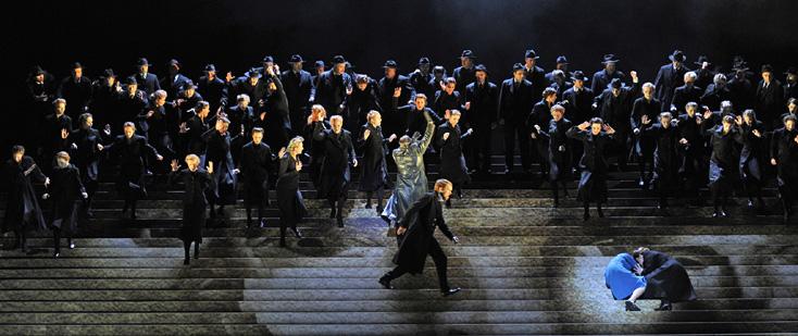 Daphné (Strauss) assimilé par Torsten Fischer au drame de Sophie Scholl