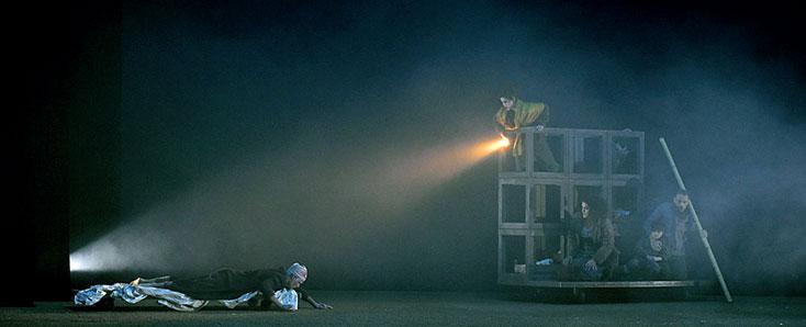 nouvel opéra de Xavier Dayer : Contes de la lune vague après la pluie (2015)