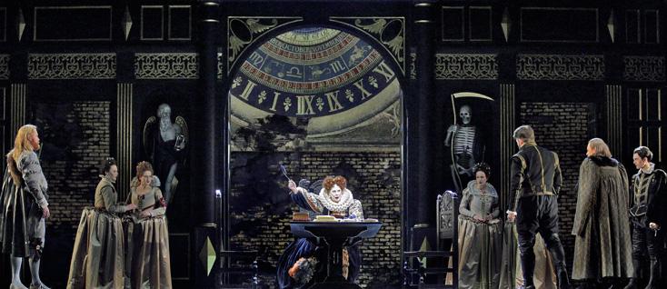 David McVicar met en scène Roberto Devereux, opéra de Donizetti, à New York
