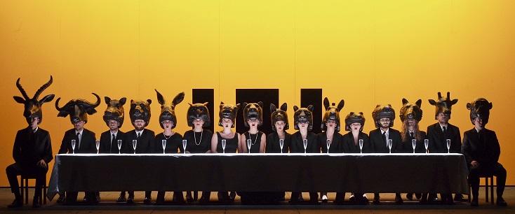 L'Antilope, un opéra de Johannes Maria Staud mis en scène par Dominique Mentha