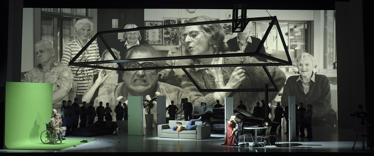 "Damiano Michieletto signe ""Don Pasquale"" (Donizetti) au Palais Garnier (Paris)"