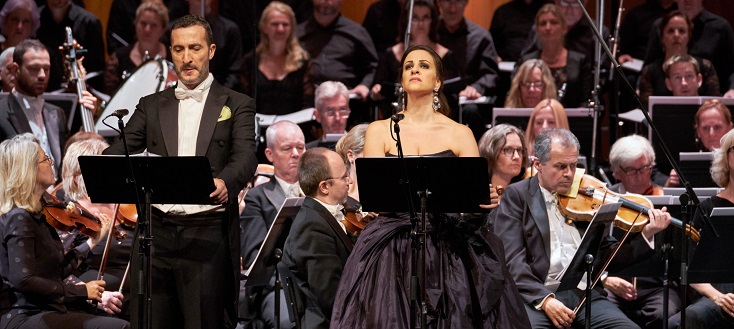 """à Londres, résurection d'un opéra de Donizetti, """"L'ange de Nisida"""""""