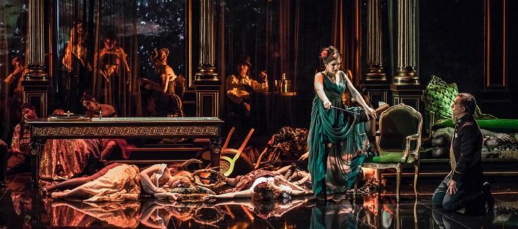 "Max Emmanuel Cenčić met en scène ""La donna del lago"" de Rossini à Lausanne"