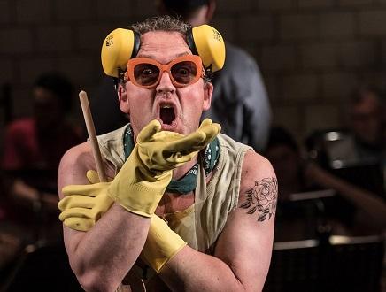 création britannique du Dragon d'Or de Péter Eötvös, au Buxton Festival 2016