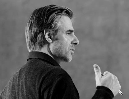 le compositeur français Geoffroy Drouin (né en 1970)