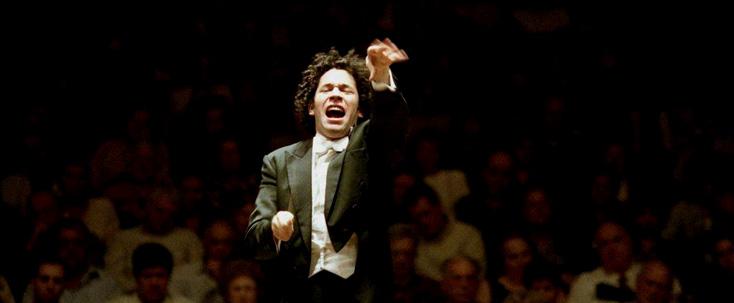 Gustavo Dudamel fait flamboyer la Ciquième de Mahler à Saint-Denis