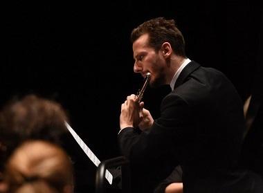 création française de Tempus Fugit (Lindberg) par l'Orchestre national de Lille