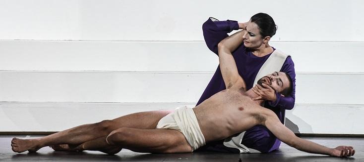 """Naples, 1812 : """"Ecuba"""" de Manfroce ; Martina Franca, 2019 : nouvelle production"""