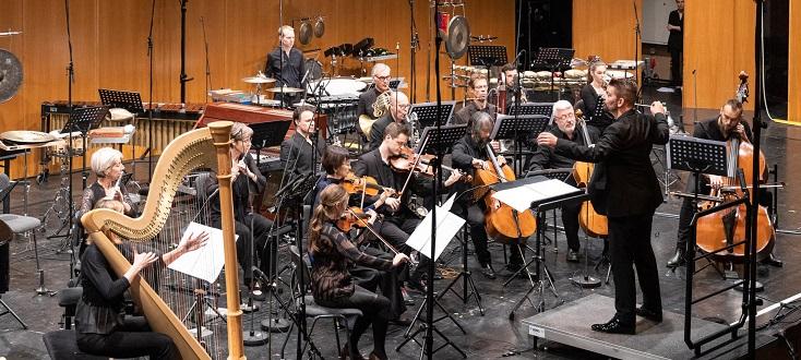Matthias Pintscher dirige l'EIC aux Donaueschinger Musiktage 2019