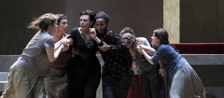 Elektra, opéra de Richard Strauss au Festival d'Aix-en-Provence 2013