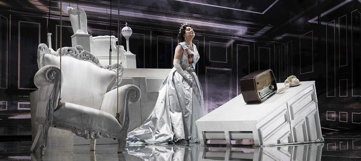 Elisabetta, regina d'Inghilterra, opéra de Gioachino Rossini donné à Pesaro