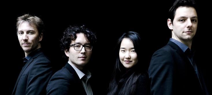 au Palazzetto Bru Zane (Venise), concert du Quatuor Ellipse : Lekeu et Magnard