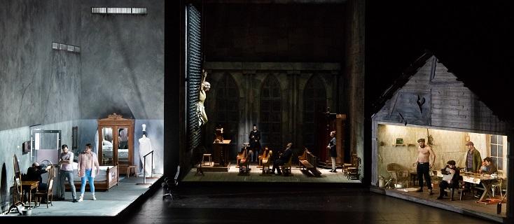 Une rareté absolue à l'Opéra national de Lyon : L'enchanteresse de Tchaïkovski