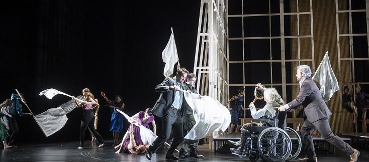 """À Genève, Luk Perceval met en scène """"Die Entführung aus dem Serail"""" de Mozart"""