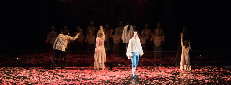 Wajdi Mouawad met en scène Die Entführung aus dem Serail (Mozart) à Lyon