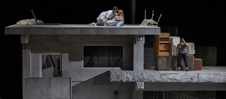 """Un nouvel opéra d'Hosokawa à Stuttgart : """"Erdbeben, Träume"""", d'après Kleist"""