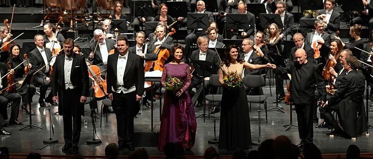 Christoph Eschenbach joue le Stabat Mater de Dvořák à Salzbourg