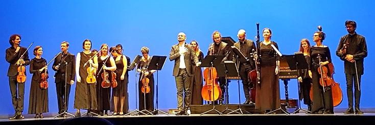 superbe florilège Händel par Franco Fagioli et Il Pomo d'Oro en Avignon !