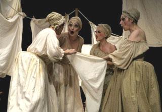 Olivier Desbordes met en scène Falstaff (Verdi), reprit au Théâtre de Montrouge