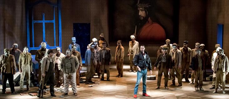 reprise du Faust (Gounod) de Nadine Duffaut à l'Opéra Grand Avignon