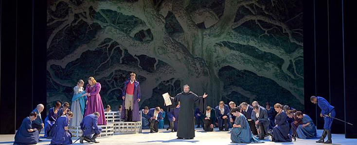 La favorite, opéra de Gaetano Donizetti
