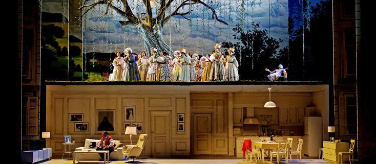 l'Opéra de Leipzig monte Die Feen, ouvrage de jeunesse de Wagner