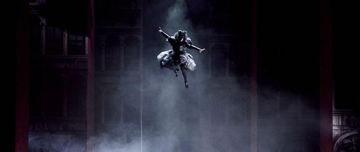 Marc Mauillon dans Les fêtes vénitiennes, opéra-ballet d'André Campra