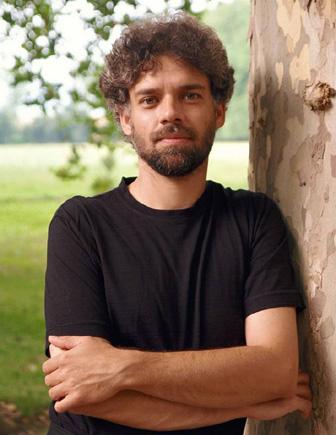 le pianiste français François-Frédéric Guy photographié par Patrick Villanova