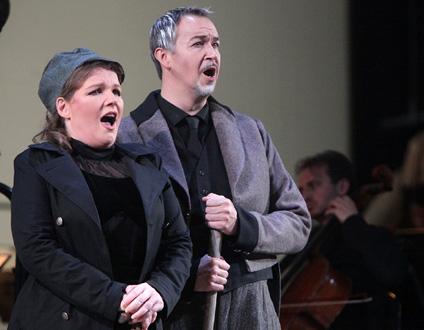 Fidelio (Beethoven) à l'Opéra de Rouen Haute-Normandie