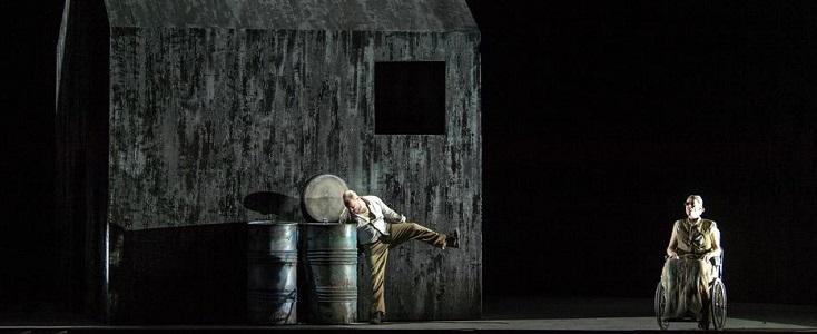"""Pierre Audi met en scène """"Fin de partie"""" de György Kurtág à la Scala de Milan"""