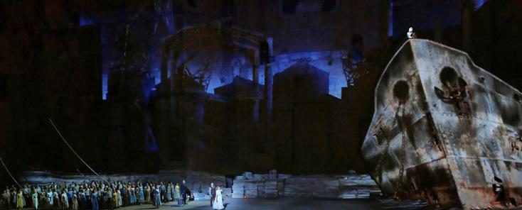 Der fliegende Holländer, opéra de Richard Wagner