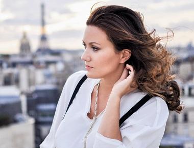 Julie Fuchs chante à Aix, accompagnée d'Alphonse Cemin