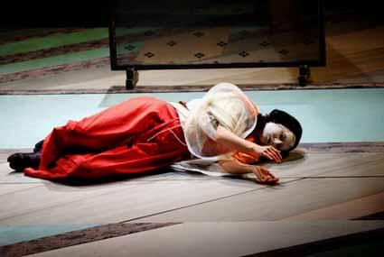 création de Da gelo a gelo, nouvel opéra de Sciarrino, au Palais Garnier